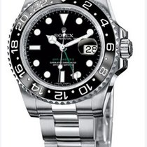 Rolex GMT-Master II 40mm Steel
