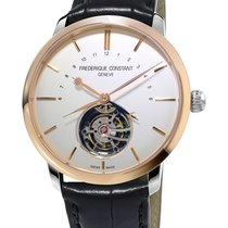 Frederique Constant MANUFACTURE TURBILLON Steel-Rose Gold...