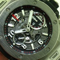 Hublot Big Bang Unico Ref. 411.NX.1170.NX Titanium Skeleton...