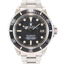 "Rolex Sea Dweller 1665 ""Great White"" ""Rail dial"""