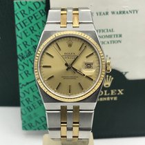 Rolex DateJust 17013 Oyster quartz Unpolished With box & Papers
