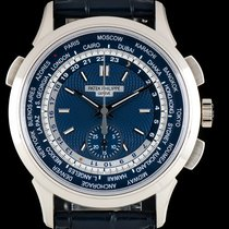 Patek Philippe World Time Chronograph Unworn 5390G-001