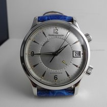 Jaeger-LeCoultre Master Memovox Reveil with box and papers