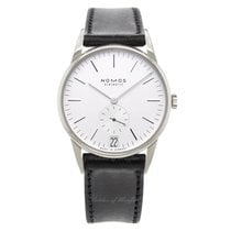 NOMOS Orion Datum Steel 38mm White