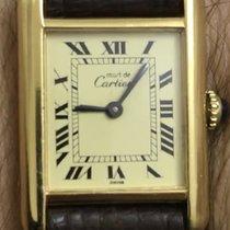 Cartier - Tank Must de Cartier Vermeil - Ref. 3 015655 - Women...