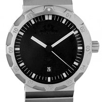 Temption Steel 42mm Automatic CM 05 new