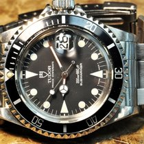 Tudor 79090 Steel 1992 Submariner 40mm pre-owned