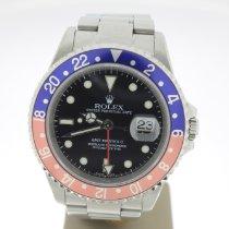 Rolex 16710 Acier 2004 GMT-Master II 40mm occasion Belgique, Antwerpen