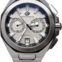 Girard Perregaux Chrono Hawk Steel 44mm No numerals United States of America, Florida, Naples