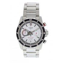Tudor Grantour Chrono Fly-Back Steel 42mm White United States of America, New York, New York