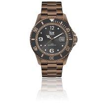 Ice Watch Stahl 44mm Quarz neu