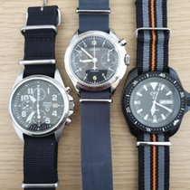 Lemania 40mm Manual winding pre-owned United Kingdom, Plymouth
