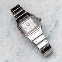 Cartier Santos Galbée 2423 2000 pre-owned