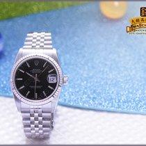 Rolex Lady-Datejust Steel 31mm No numerals