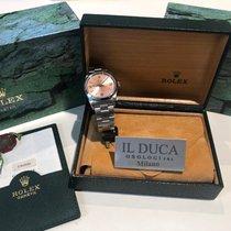 Rolex Air King Precision nuevo 1995 Automático Reloj con estuche y documentos originales 14000