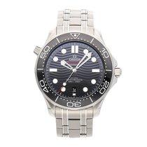 Omega Seamaster Diver 300 M Steel 42mm Black No numerals United Kingdom, Faversham