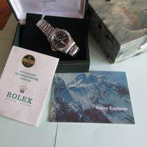 Rolex 1655 Stahl 1979 Explorer II 40mm gebraucht Deutschland