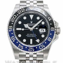 Rolex GMT-Master II Steel 40mm Black No numerals United States of America, California, Newport Beach, Orange County