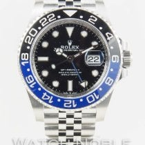 Rolex 126710BLNR Steel 2019 GMT-Master II 40mm new United States of America, California, Newport Beach, Orange County