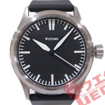 Stowa 鋼 43mm 自動發條 STW-TO2-RB 二手