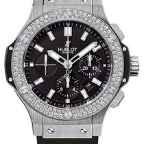 Hublot Big Bang 44 mm Steel 44mm Black No numerals United States of America, California, Los Angeles
