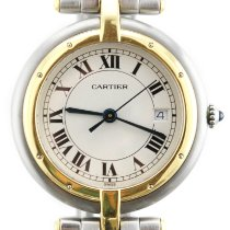 Cartier Cougar Steel 30mm White Roman numerals United Kingdom, London