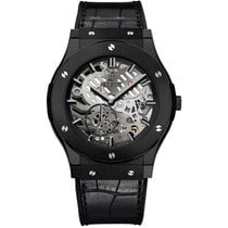 Hublot Ceramic Transparent No numerals 42mm new Classic Fusion Ultra-Thin