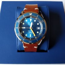 Squale Steel 42mm Automatic 026A-OCEAN pre-owned
