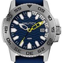 Nautica Stål Kvarts NAI12527G ny