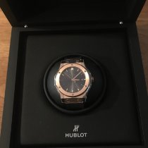 Hublot Classic Fusion Racing Grey 542.OX.7081.LR Unworn Rose gold 42mm Automatic Australia, 3132