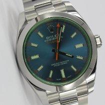 Rolex Milgauss Stahl 40mm Blau Deutschland, Berlin