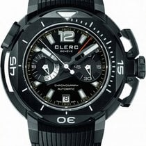Clerc Steel 43.8mm Automatic CHY-217 new