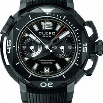 Clerc Hydroscaph L.E. Central Chronograph CHY-217 new