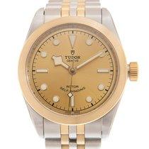 Tudor Black Bay 32 Gold/Steel 32mm Gold