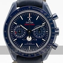 Omega Speedmaster Professional Moonwatch Moonphase Керамика 44.2mm Синий