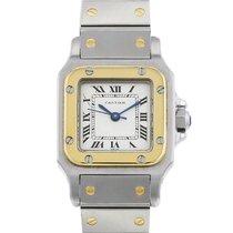 Cartier Santos (submodel) 1990 tweedehands