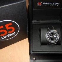 Raidillon Acier 42mm Remontage automatique 42-C10-034 nouveau