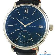 IWC Portofino Hand-Wound Eight Days deutsche Papiere inkl MWST