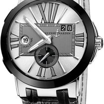 Ulysse Nardin 243-00-421 Steel 2011 Executive Dual Time new United States of America, New York, Brooklyn
