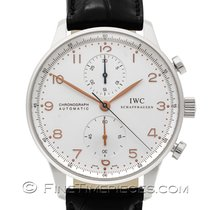IWC Portugieser Chronograph IW371401 2003 gebraucht