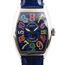 Franck Muller CINTRÉE CURVEX Crazy Hours Color Dream 8880 CH...