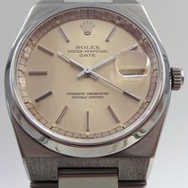 Rolex Oyster Perpetual Date pre-owned 36mm Steel