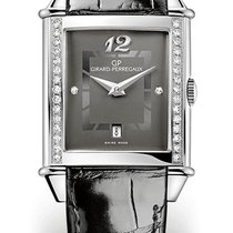 Girard Perregaux Vintage 1945 new Automatic Watch with original box and original papers 25860D11A221-CK6A Girard Perregaux Donna Alligatore Nero