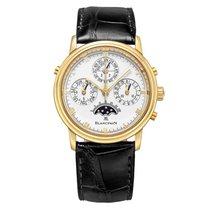 Blancpain Perpetual Calendar Split Seconds Chronograph Yellow...