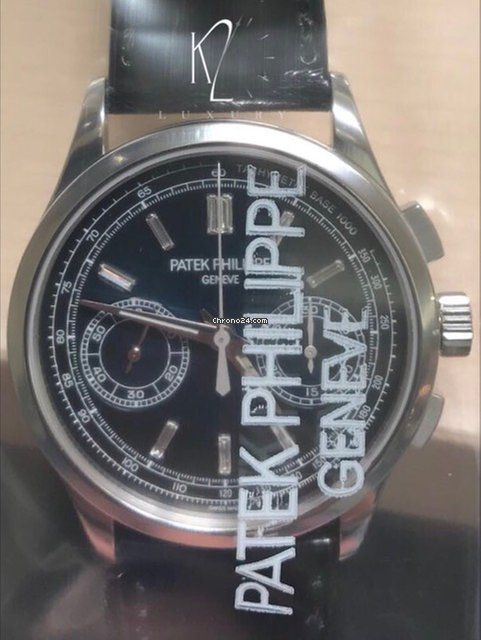 19b93ceb45d Patek Philippe 5170 p Complications Chronograph Blue Dial for $80,000 for  sale from a Trusted Seller on Chrono24