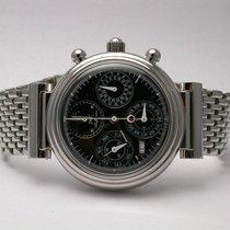 IWC 375034 Da Vinci Perp Calendar Chronograph Moon Phase...