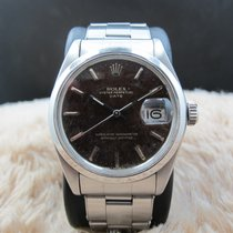 Rolex OYSTER DATE 1500 with Tropical Gilt Dial
