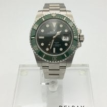 "Rolex Submariner ""Hulk"" 116610LV PRICE DROP"