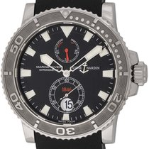 Ulysse Nardin : Maxi Marine Diver Chronometer :  263-33-3/92 :...