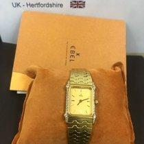 Ebel Yellow gold Quartz pre-owned United Kingdom, Hertfordshire